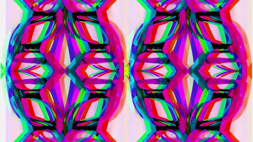 Abstract colorful sunglasses | Shutterstock HD Video #31648189