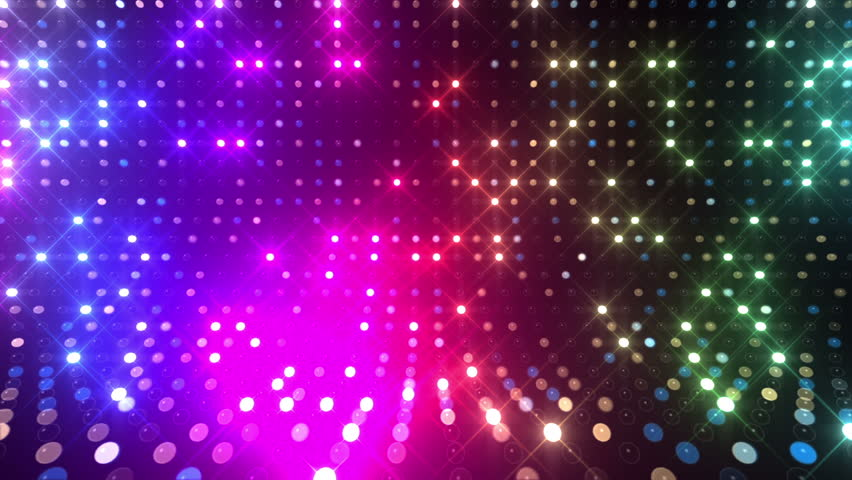 LED Light wall. | Shutterstock HD Video #3184429