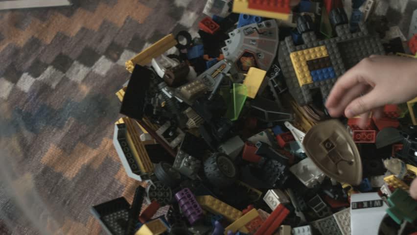 Header of Lego