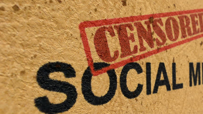 censorship on social media is esential Free media censorship papers, essays social media and democratic reform censorship - censorship the freedom to read is essential to the democratic.