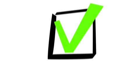checkboxes, animation