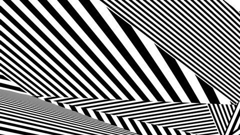 Landscape of 3D Lines