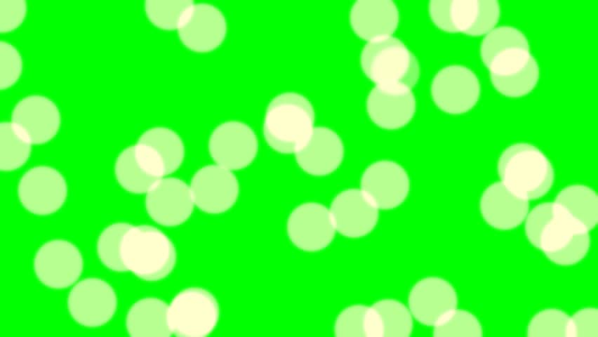 Green Christmas Lights.Bokeh Lights On Green Screen Stock Footage Video 100 Royalty Free 32228539 Shutterstock