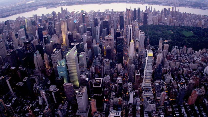 Empire State Building Midtown Aerial | Keith Sherwood Photography