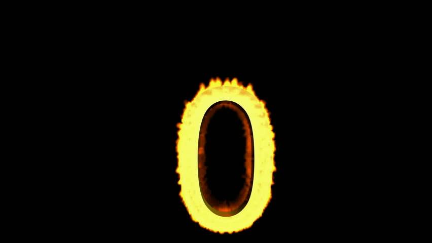 Stock Video Of Internet Fire Symbolmail 3279779 Shutterstock