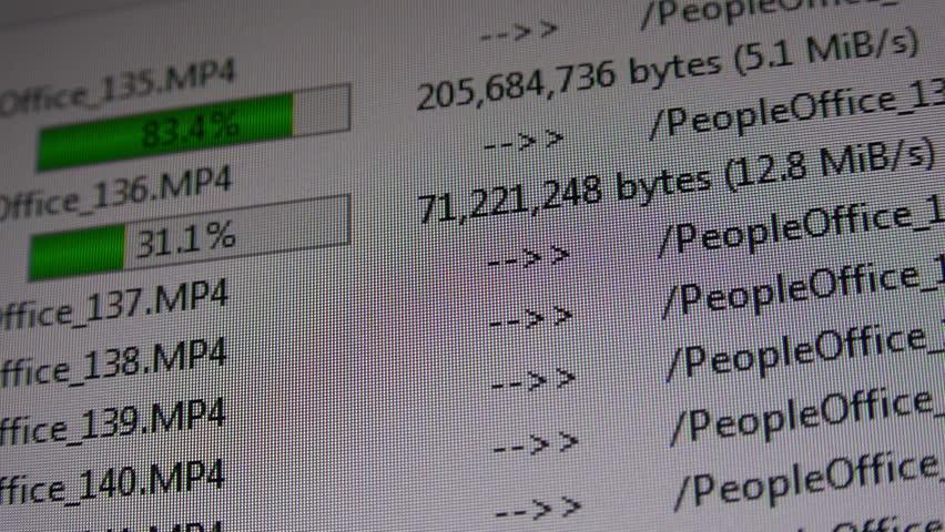 File uploading downloading future sharing network hacker job high speed internet