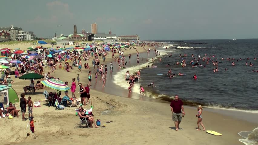 Ocean Grove - August 21: Stock Footage Video (100% Royalty-free) 3350699    Shutterstock