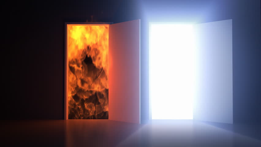 Doorways to Fire or Light