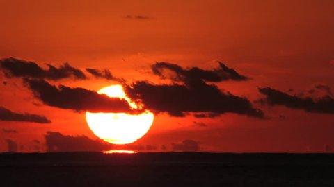 Okinawa Senagajima Sunset