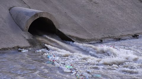 water pollution, river pollution, dirty water