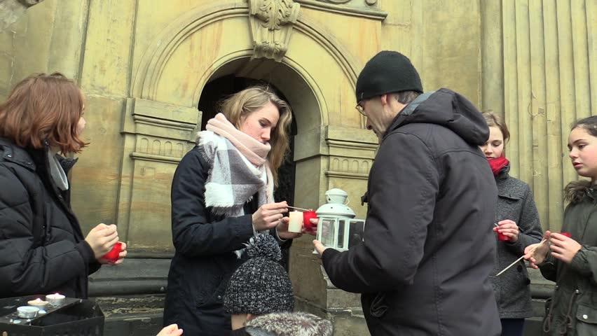 Girls in Olomouc