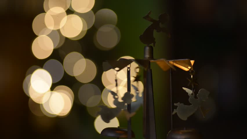 Header of candleholder