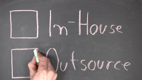 In-House or Outsource decision
