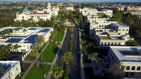 University of San Diego - USD - Drone Video  The University of San Diego is a private Roman Catholic university in San Diego, California, United States