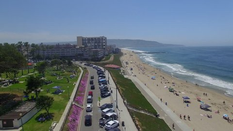 Drone shots in Redondo Beach California on a Phantom 3 - 4K