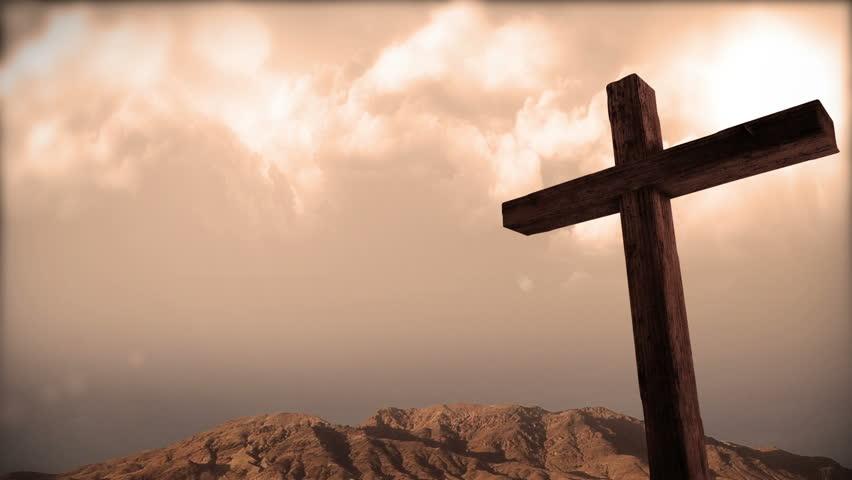 The Cross  subtle clouds #3480569