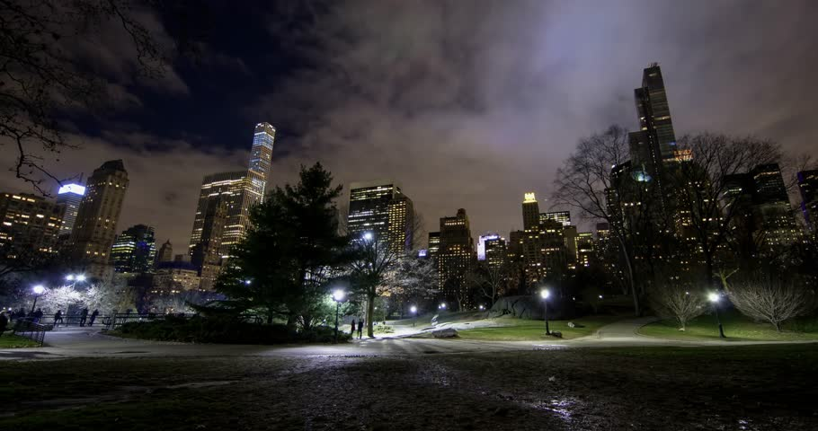 New York City time lapse.   Shutterstock HD Video #34984003