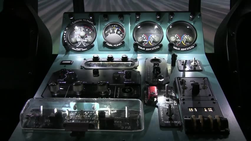 Flight Hydraulic Simulator for Training Stock Footage Video (100%  Royalty-free) 35068759 | Shutterstock