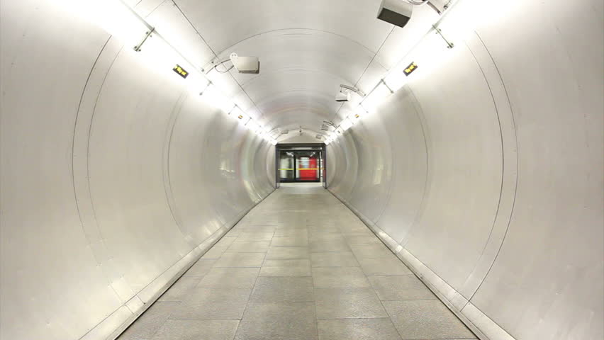 London underground / high tech