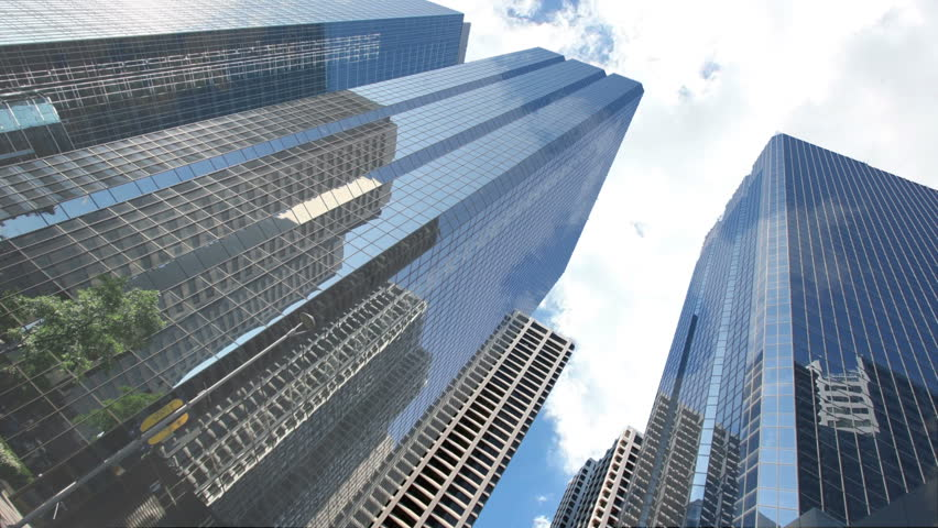 Skyscrapers | Shutterstock HD Video #3547919