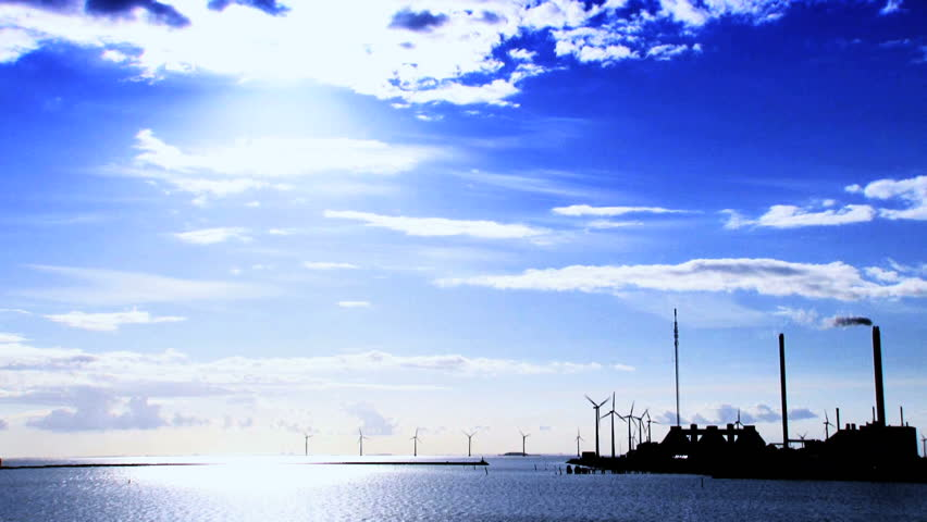 Collection/selection of commercial images of renewable energy