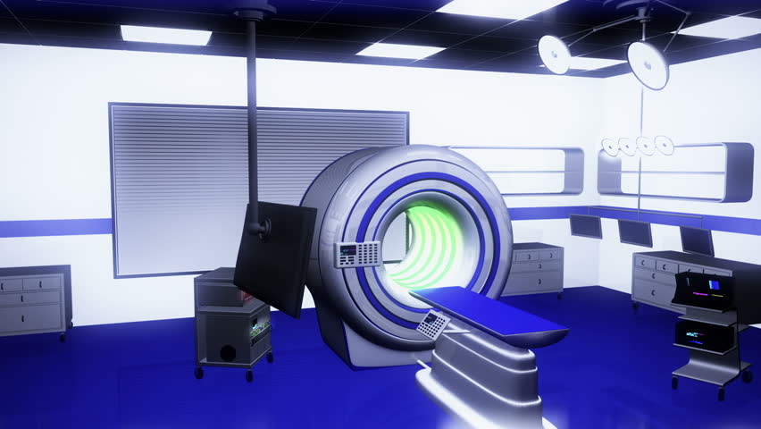Operation Room HR MRI CT Machine