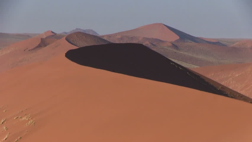 Desert, zoom out fast | Shutterstock HD Video #3684569