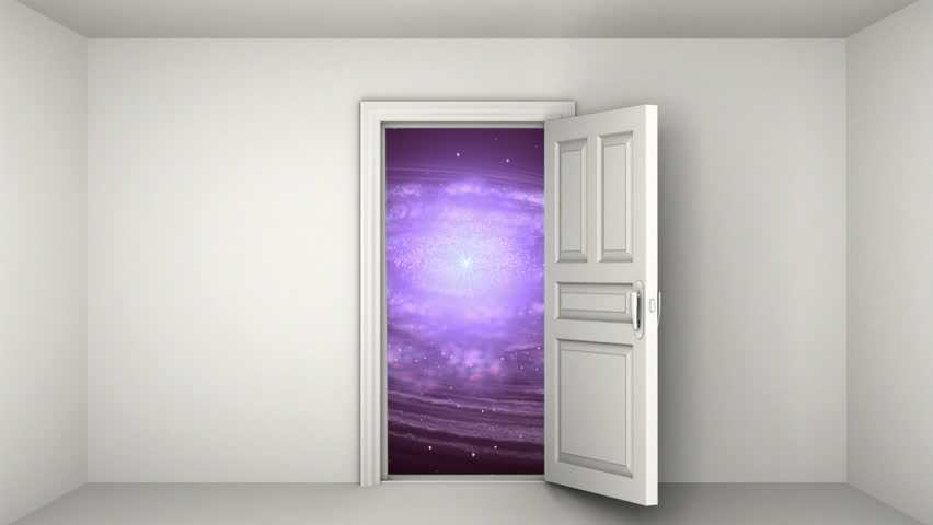 door to the galaxy - HD stock video clip & Opening Doors In Modern Elevator. Loopable Stock Footage Video ... Pezcame.Com