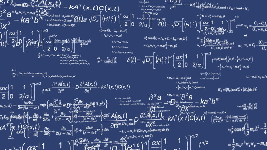 Mathematical equations blueprint fly through background stock mathematical calculation and equations blueprint fly through background hd stock video clip malvernweather Images