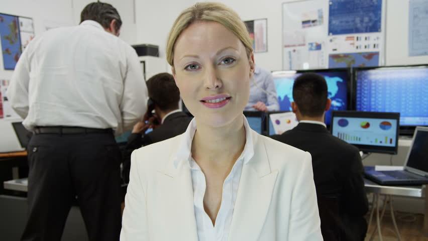 Office Pov Stock Footage Video  Shutterstock-9912