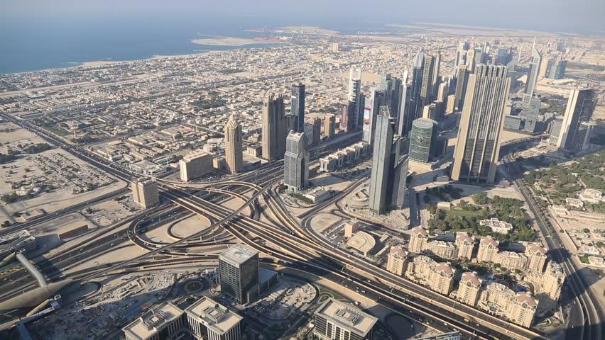 Dubai Uae November 13 Stock Footage Video 100 Royalty Free