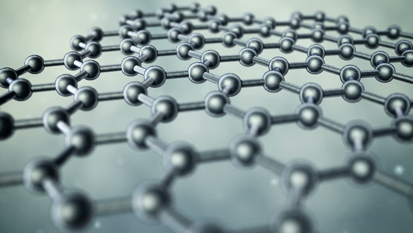 Forming a molecular bond. Molecule are assembled from individual elements