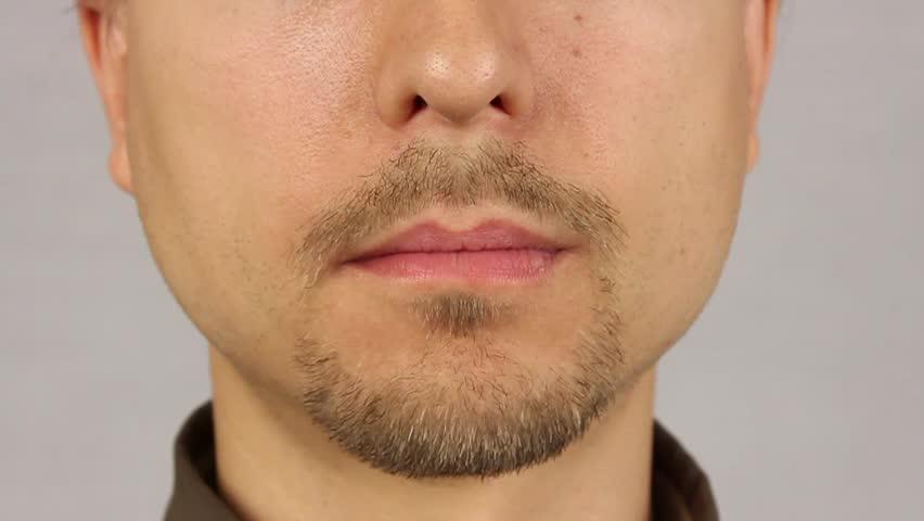 Nude retro shave