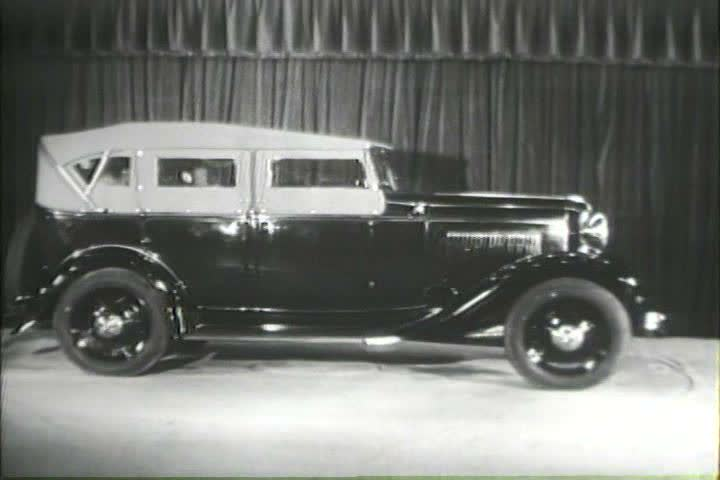 1930s - New Ford Cars Of The 1932 Year Are On A Spinning Showroom Floor. Stock Footage Video 4053859 | Shutterstock & 1930s - New Ford Cars Of The 1932 Year Are On A Spinning Showroom ... markmcfarlin.com