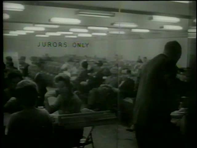 Header of juror