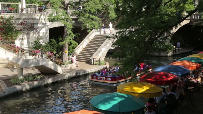 Stock Video Of San Antonio Texas Usa May 11 4137979