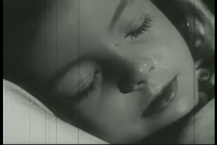1950s - A 1950s film about a little girl's christmas dream