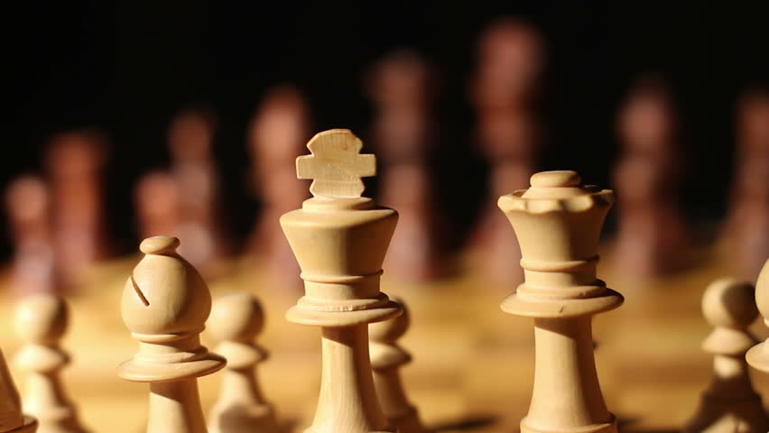 Wooden Chess Piece, Board Game