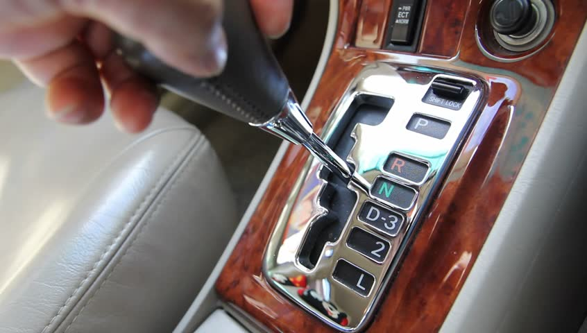 Automatic Gear Stick Shifting Stock Footage Video (100% Royalty-free)  4162189 | Shutterstock