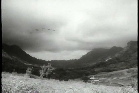 1940s - The attack on Pearl Harbor happens without warning during the 1940s