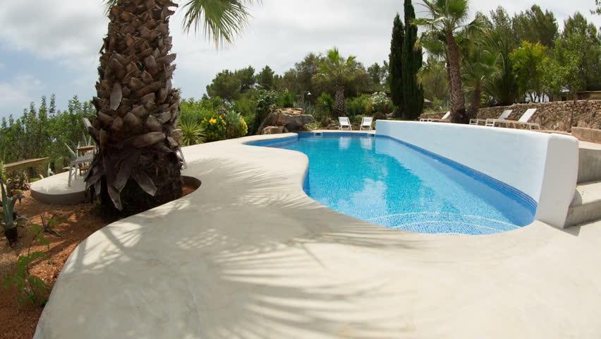 Pool Water Background Perfect Loop Hd Stock Footage