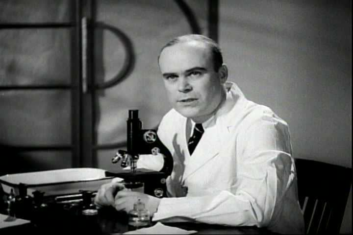 1940s - Dr. Ralph S. Muckinpuss teaches us how to diagnose tuberculosis in the