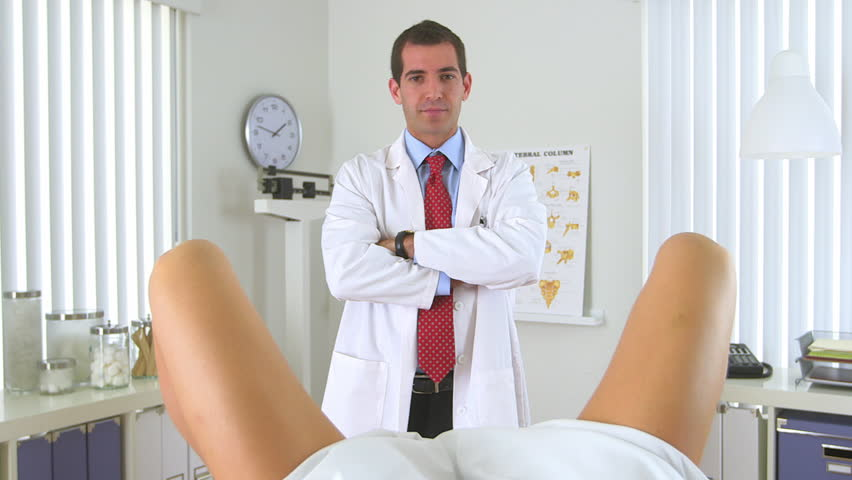 Male Gynecologist Standing In Front -9597