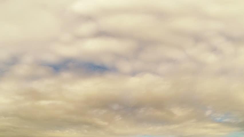 Sturm clouds