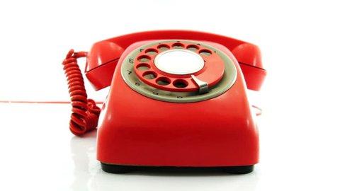 phone ringing  like crazy