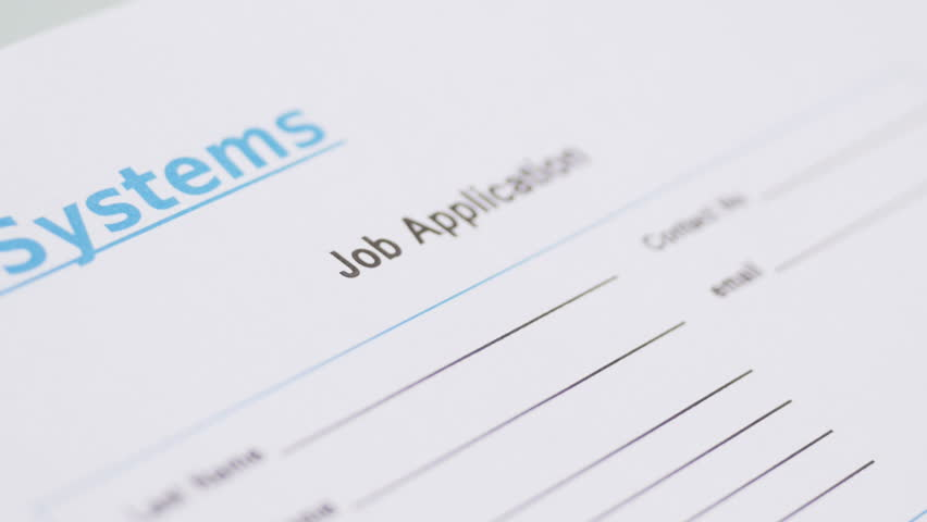resume stock footage video shutterstock