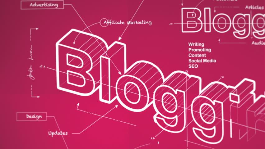 Blogging | Shutterstock HD Video #4436387