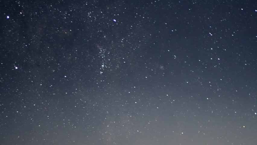 Perseid Meteor Shower Bristlecone Pine 13 Milky Way Time Lapse