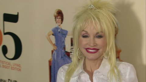 HOLLYWOOD - March 30, 2006: Dolly Parton at the 9 to 5 DVD Launch Party in the Annex in Hollywood March 30, 2006
