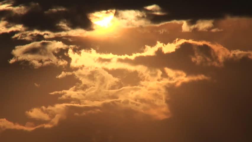 Sunset in town   Shutterstock HD Video #4721969